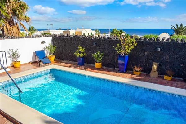 Villa Casa Becker in Lanzarote