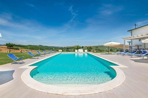 Villa Casa Bianca in Italy