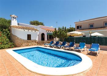 Villa Casa Blanca in Menorca