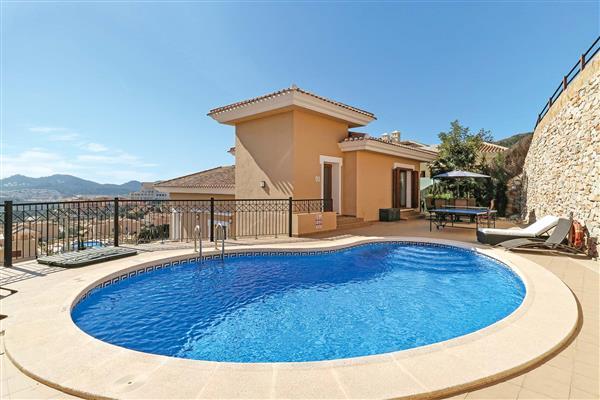 Villa Casa Buena in Spain
