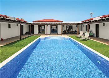 Villa Casa Consuelo in Fuerteventura