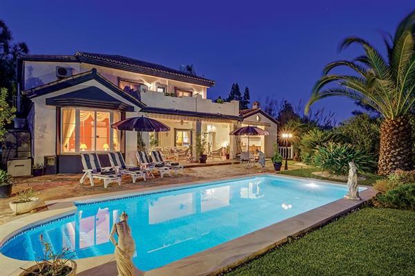 Villa Casa Cristina from James Villas