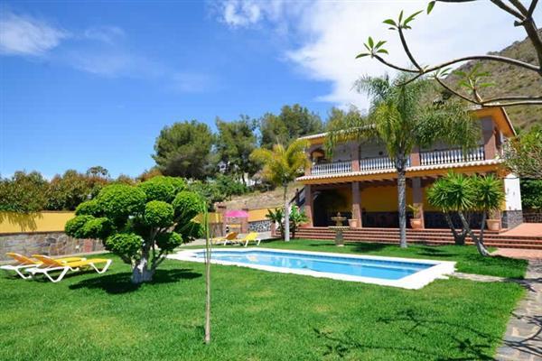 Villa Casa Dalia, Nerja