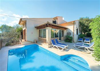 Villa Casa Damian in Mallorca