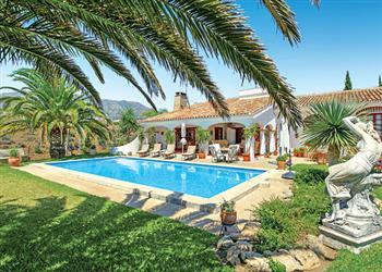 Villa Casa Gales in Spain