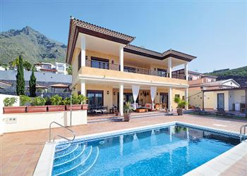 Villa Casa Grande in Tenerife