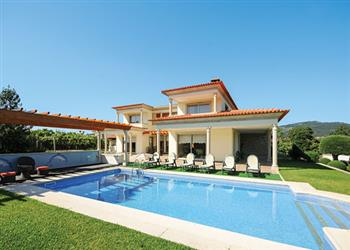 Villa Casa Jardim in Portugal