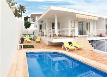 Villa Casa Joanna in Spain