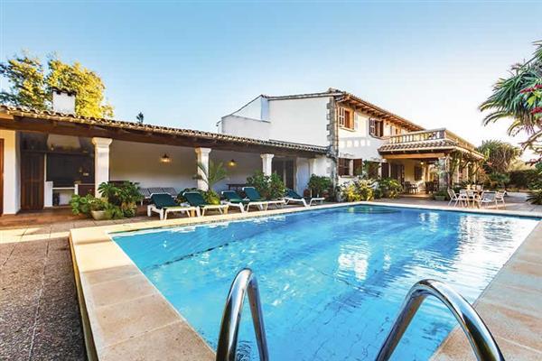 Villa Casa La Font in Mallorca