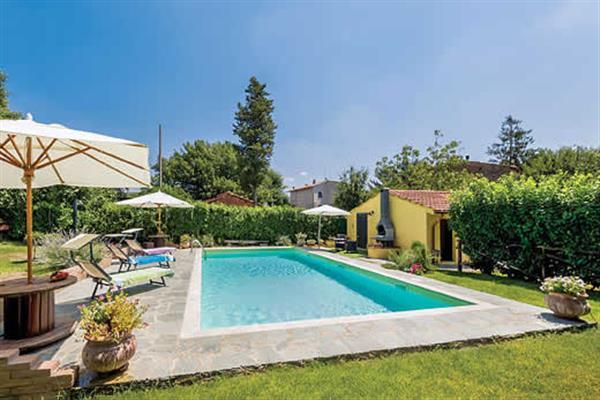 Villa Casa Lina in Italy