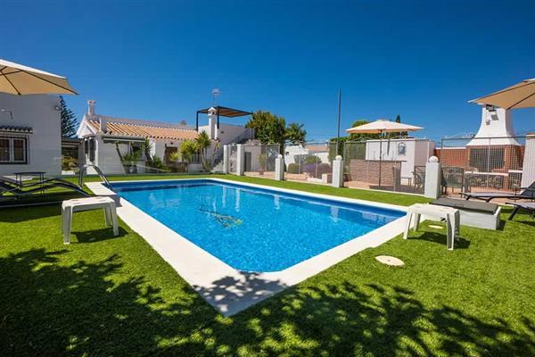 Villa Casa Linda in Spain