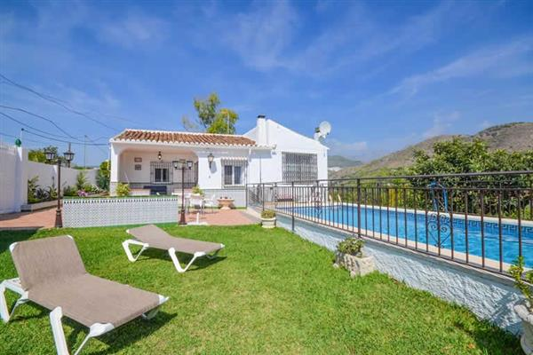 Villa Casa Loly, Nerja, Andalucia With Swimming Pool