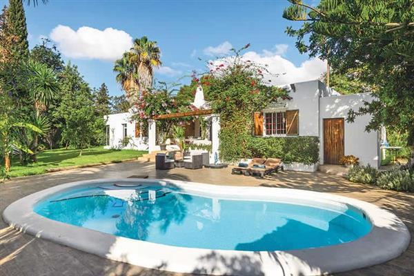 Villa Casa Lorac in Ibiza