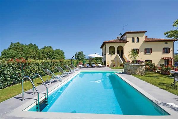 Villa Casa Lorenza in Italy