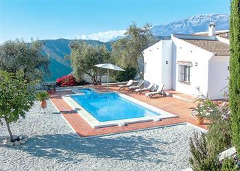 Villa Casa Lucida in Spain