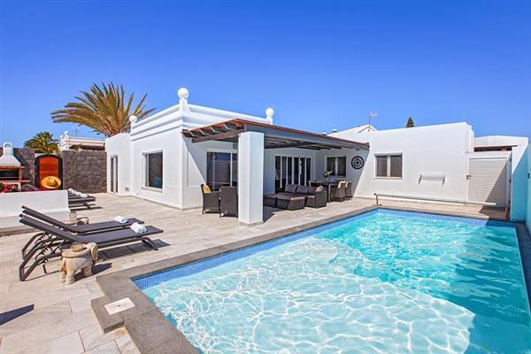 Villa Casa Lucie in Lanzarote
