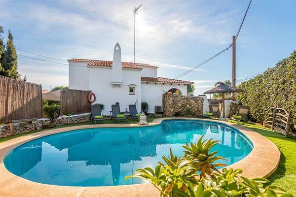 Villa Casa Luis in Menorca