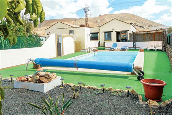 Villa Casa Luna in Fuerteventura