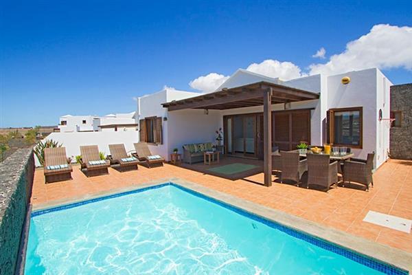 Villa Casa Maderita in Lanzarote