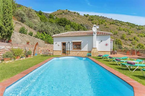 Villa Casa Maria in Spain