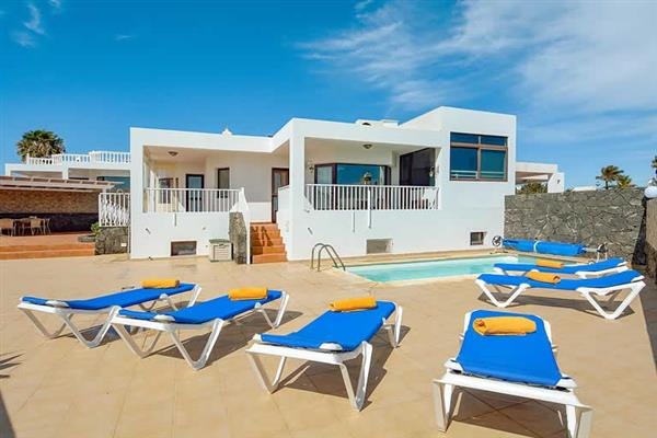 Villa Casa Marie in Lanzarote