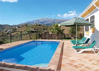 Villa Casa Nobleza in Spain