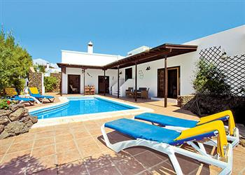 Villa Casa Nova in Lanzarote