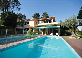 Villa Casa Rosa in Portugal