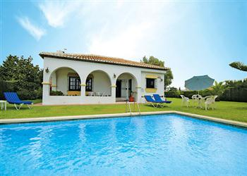 Villa Casa Titus in Spain