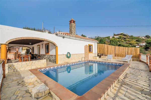 Villa Casa Tome in Spain
