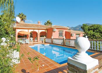 Villa Casa Verano in Spain