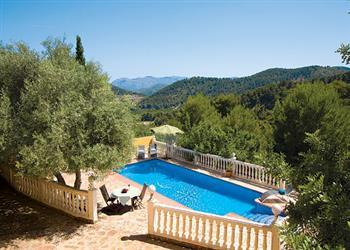 Villa Casa Verde in Spain