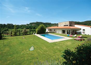 Villa Casa Verde in Portugal