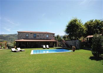 Villa Casa Vinhedo in Portugal