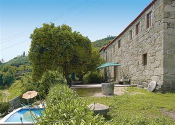 Villa Casa da Ponte Cavez in Portugal