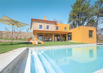 Villa Casa de Eiro in Portugal