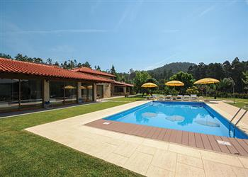 Villa Casa de Pedra in Portugal