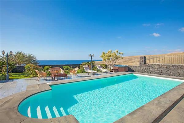 Villa Casa del Gray in Lanzarote