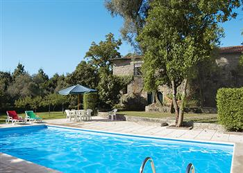 Villa Casa do Pomar in Portugal