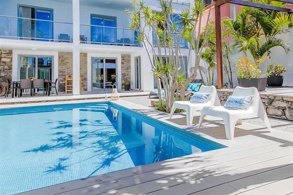 Villa Casa na Praia in Portugal