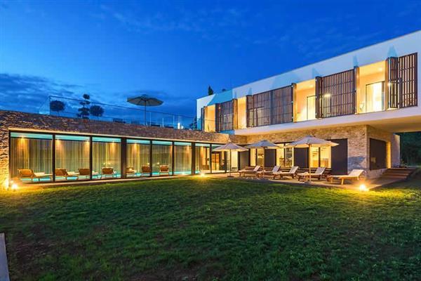 Villa Casablanca in Croatia
