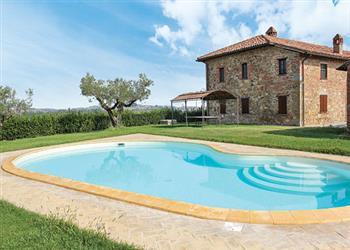 Villa Casaglia in Italy