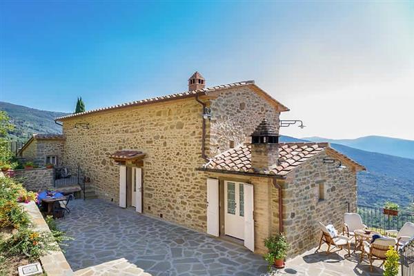 Villa Casale Pietrenta in Italy