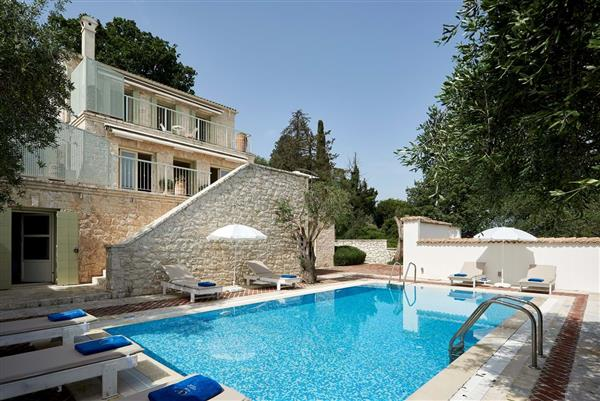 Villa Cassia in Ionian Islands