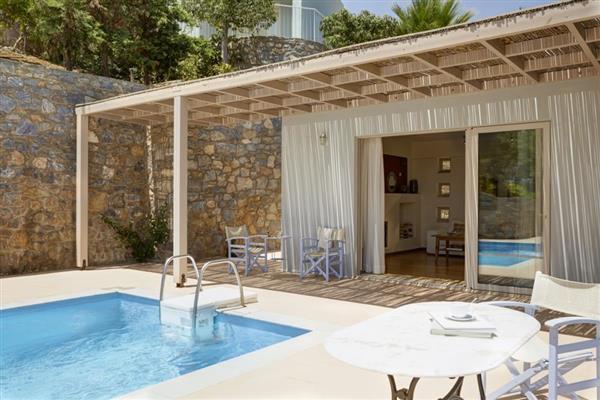 Villa Cassiopeia in Crete