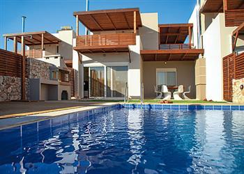 Villa Cassiopia from James Villas
