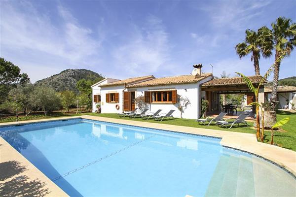 Villa Casta in Illes Balears