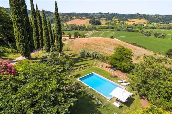 Villa Castagneto in Italy