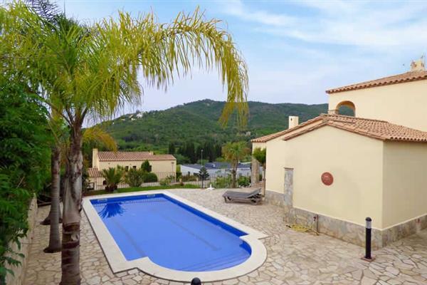 Villa Caterina in Spain