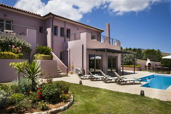 Villa Caterina in Ionian Islands